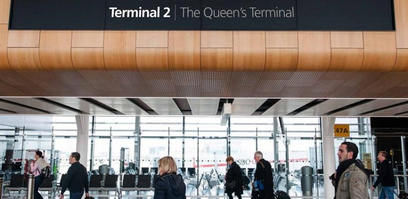 Heathrow achieves its consecutive 29th month of growth