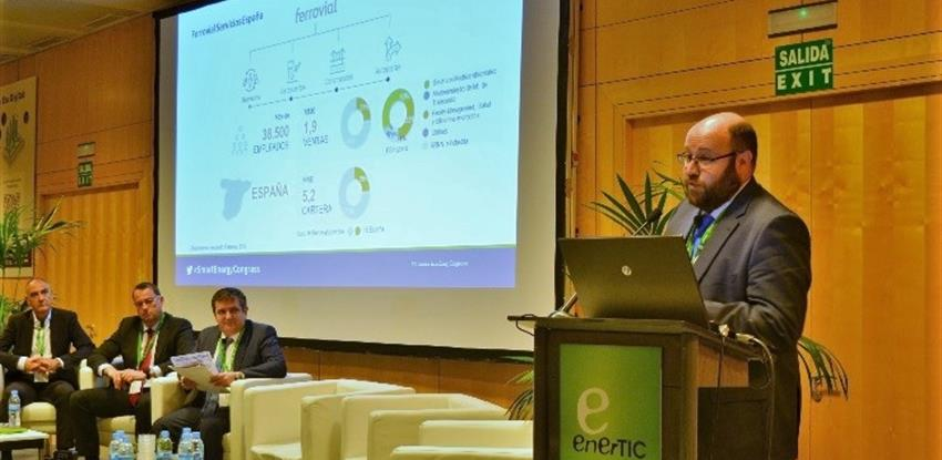 Ferrovial Servicios participa en la VIII edición del Smart Energy Congress
