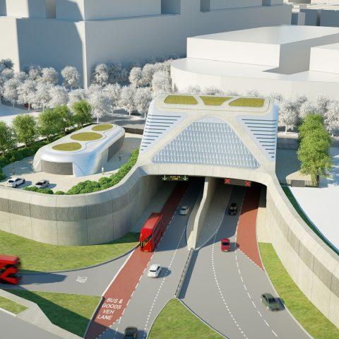 Silvertown Tunnel