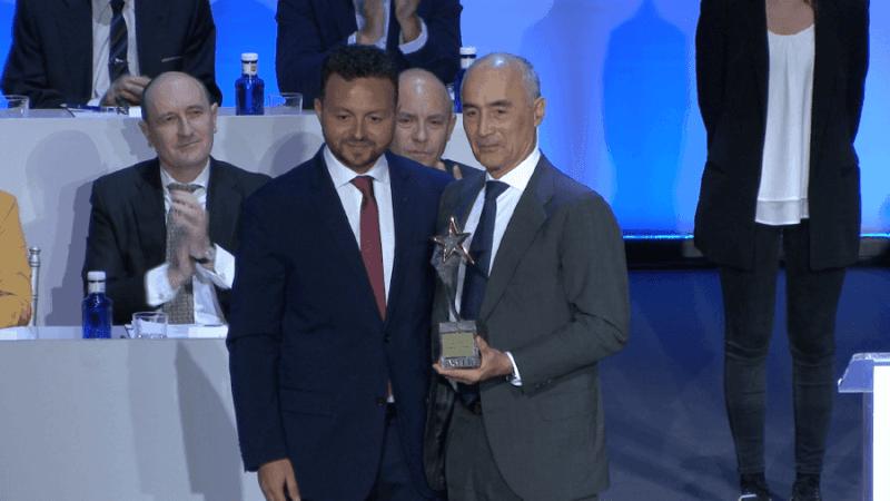 Rafael del Pino ESIC award
