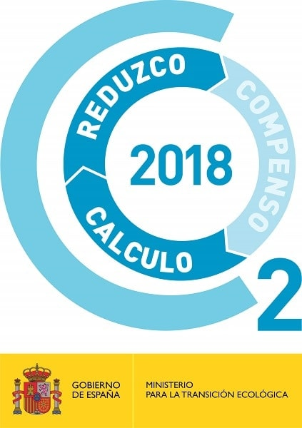 The Calculo y Reduzco seal grantedcertifies Ferrovial as a company committed to the environment