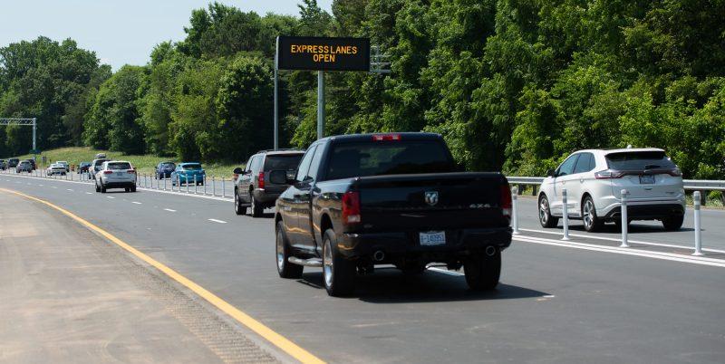 Ferrovial inaugura el tramo norte de la I-77 en Carolina del Norte