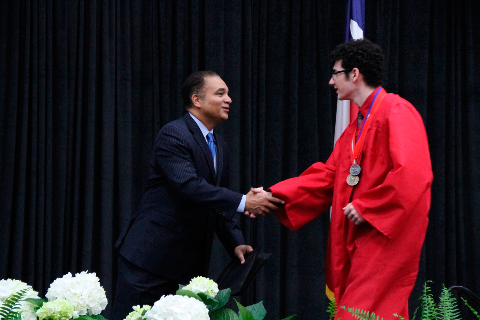 students awarded at Northwest ISD