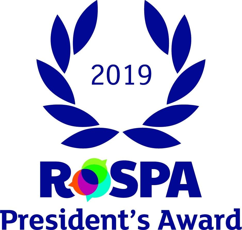 Image of the Rospa logo