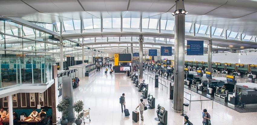 Photo of Heathow Airport