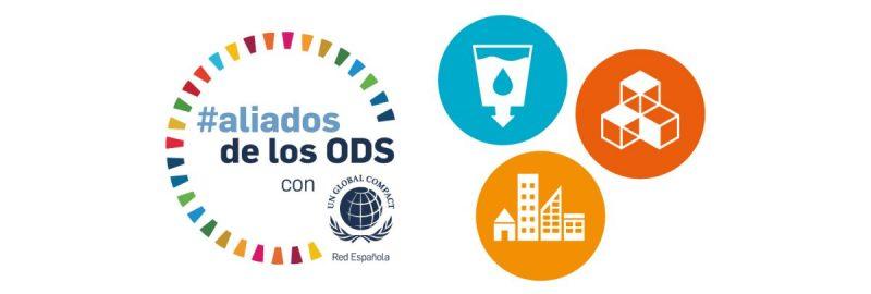 Imagen del logo de aliados de los ODS