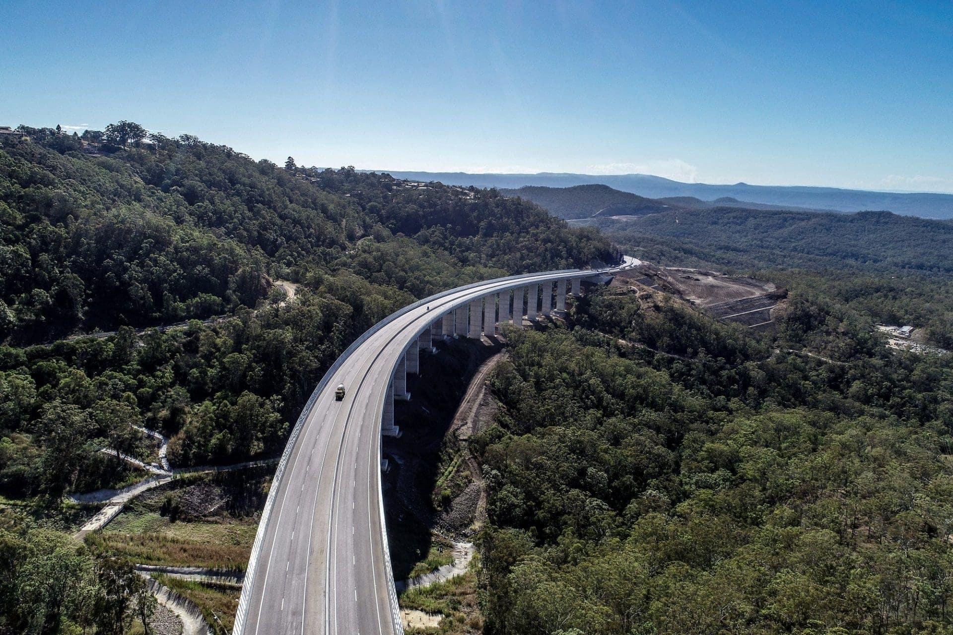 Autopista Toowoomba en Australia de Ferrovial