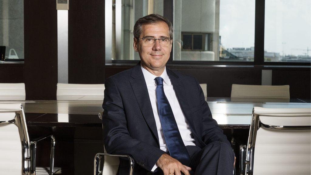 Ignacio Madridejos CEO of Ferrovial