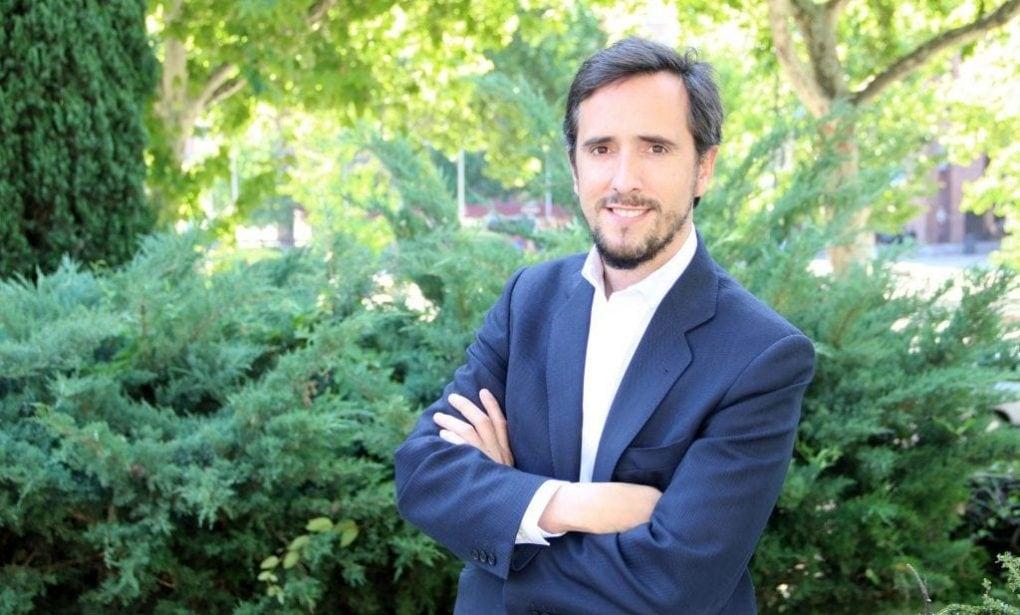 El Director de Innovación de Ferrovial, Rafael Fernández