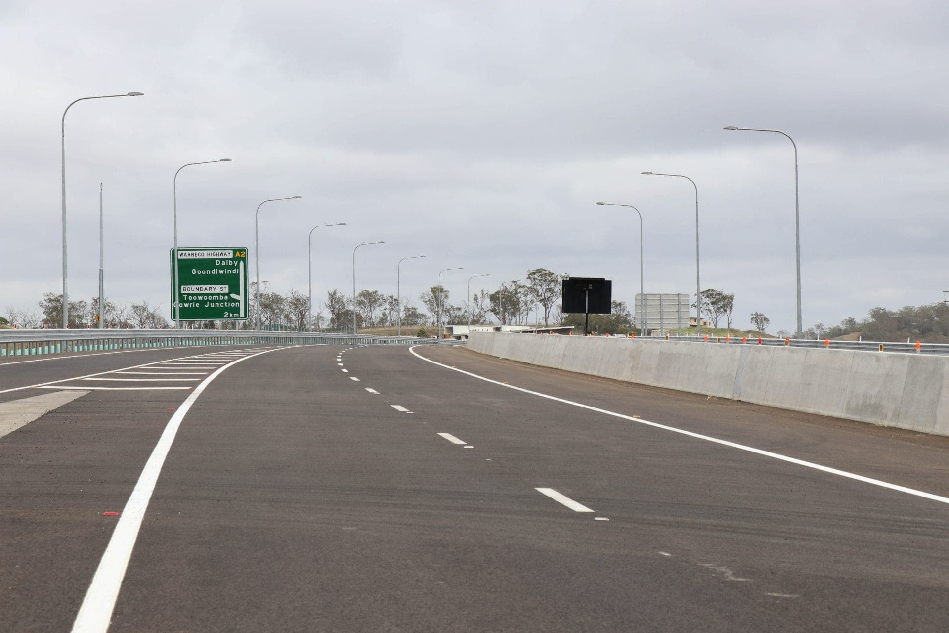 The Toowoomba Second Range Crossing is funded by the Australian and Queensland Governments