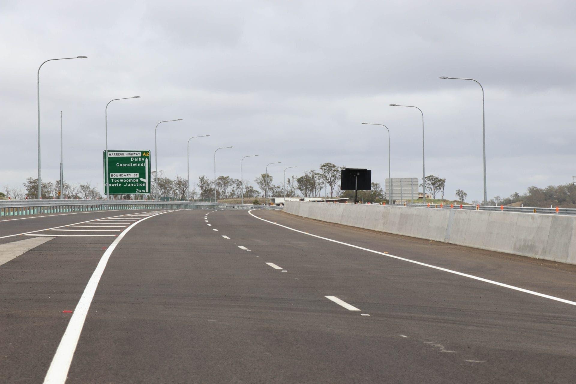 Toowoomba está financiado por los gobiernos de Australia y Queensland