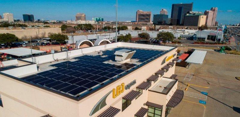 Las autopistas LBJ y NTE introducen la energía solar en sus instalaciones