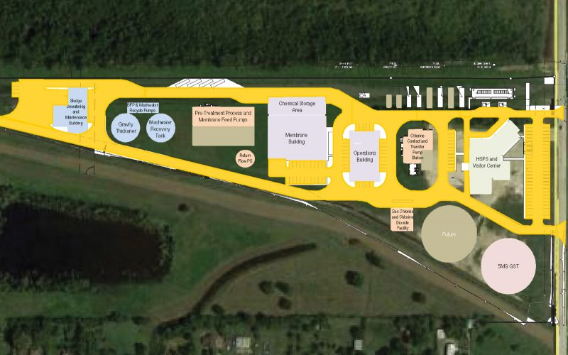 City of Pearland Chooses Webber for Surface Water Treatment Plant Project