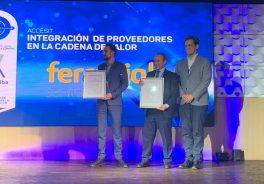 Premio Accesit Integración de proveedores en la cadena de valor
