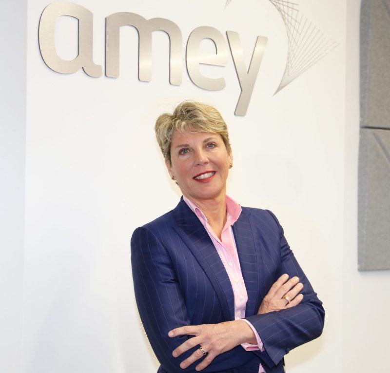 amanda fisher new ceo of amey