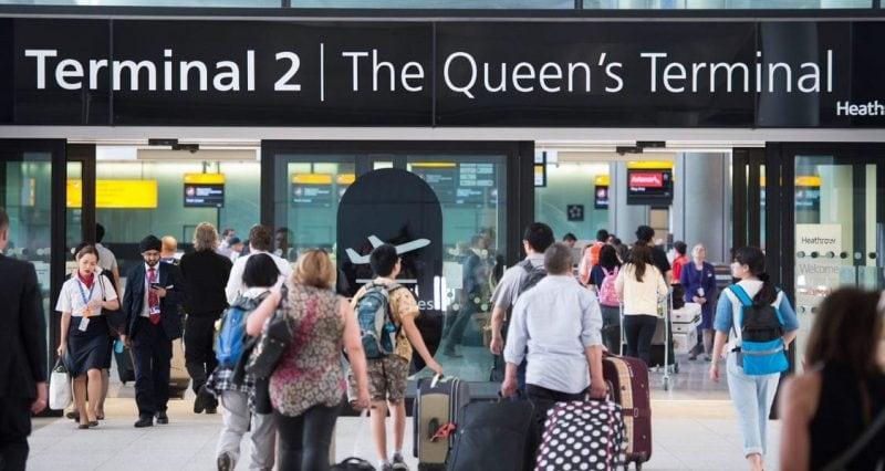Heathrow supera los 6,9 millones de pasajeros en octubre