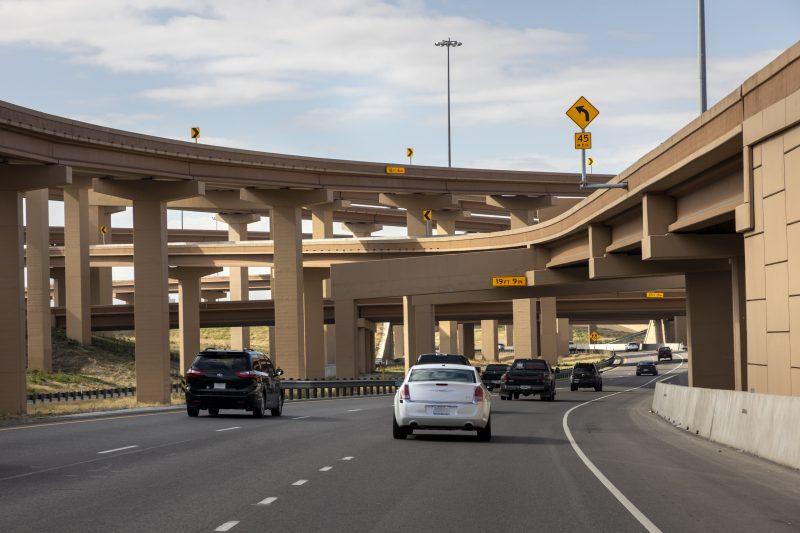 Autopista NTE, Texas