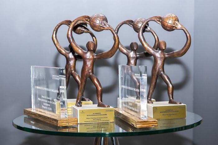Premio Escuela de Oficios mejor práctica inclusión social