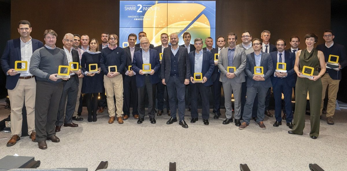 Premios Innovate Construction