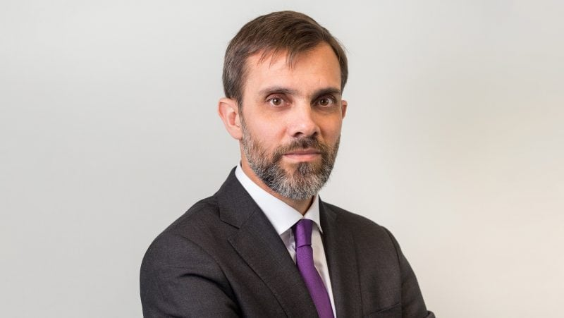 Carlos Cerezo, Chief Human Resources Officer of Ferrovial
