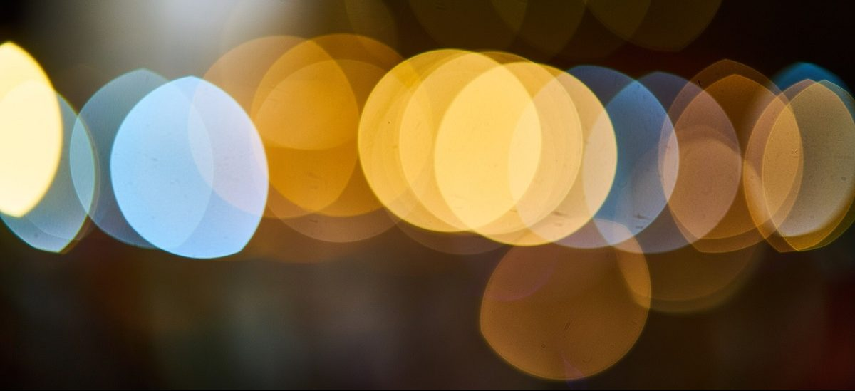 Luces amarillas