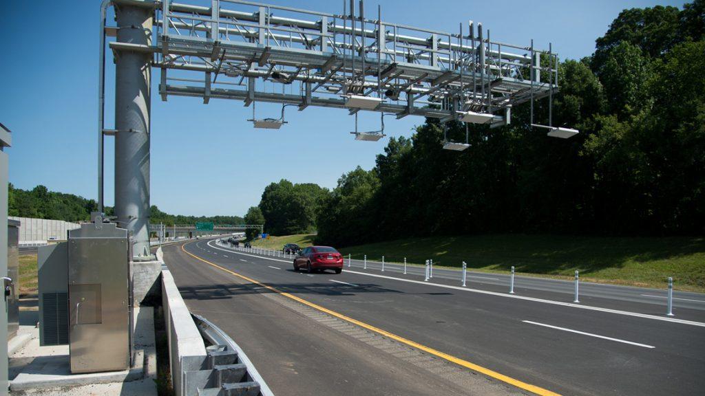 tramo i77 express lane