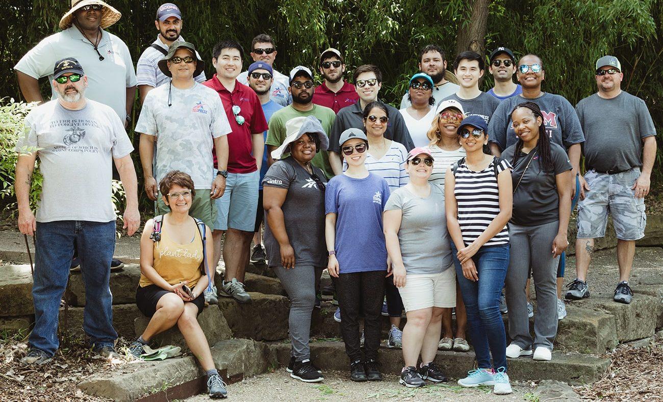 Equipo voluntarios Dallas