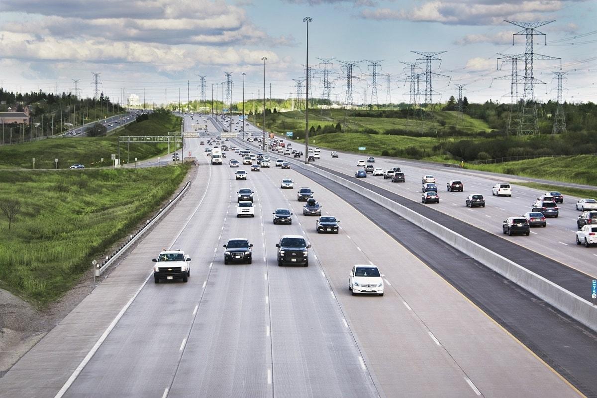 407 ETR primera autopista en permitir vehículos autónomos