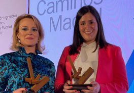 Ferrovial awarded at the Madrid Road Awards