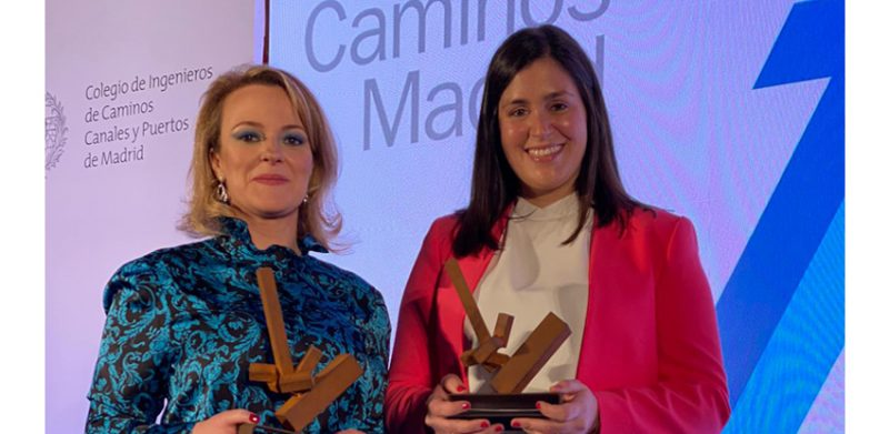 Ferrovial awarded at the Madrid Road Awards