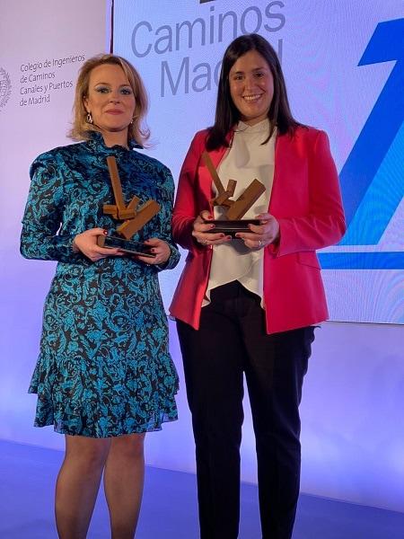 Ferrovial premiada en los Premios Caminos Madrid