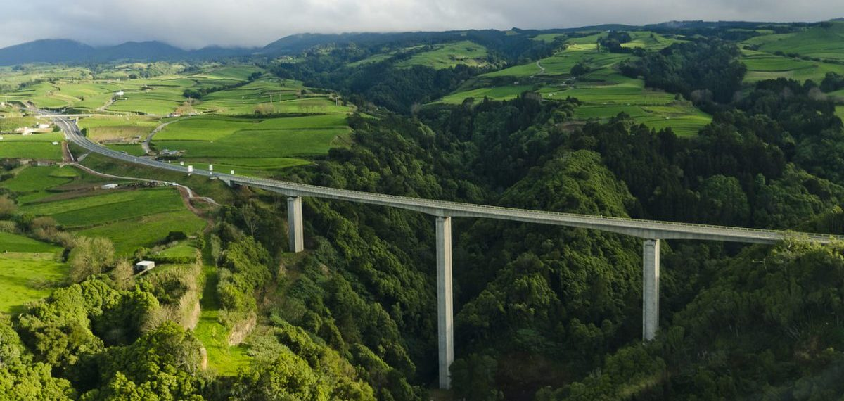 imagen de la utopista Euroscat de Azores