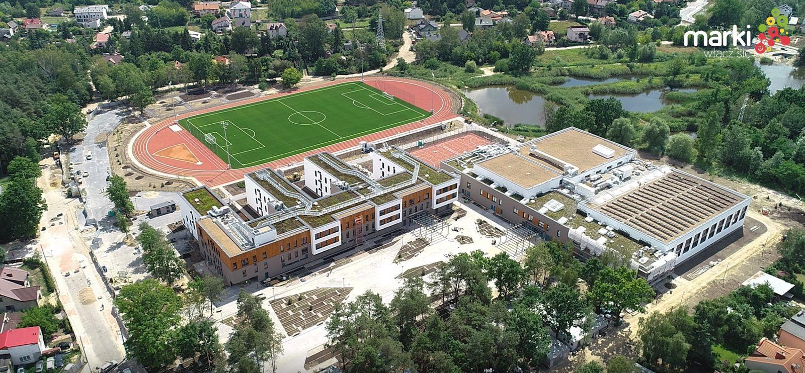 Centro recreativo Marki