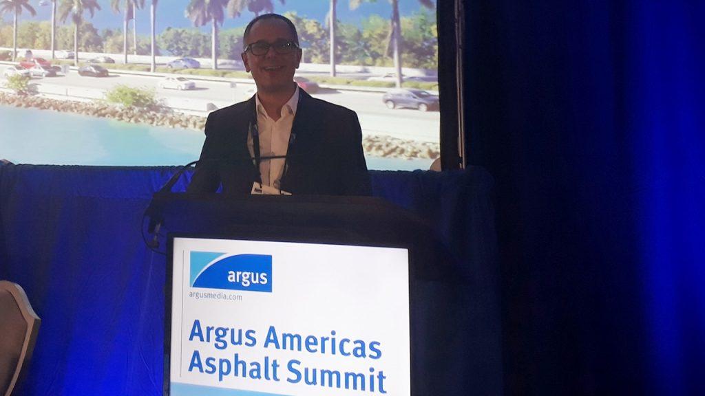 Argus America Asphalt Summit