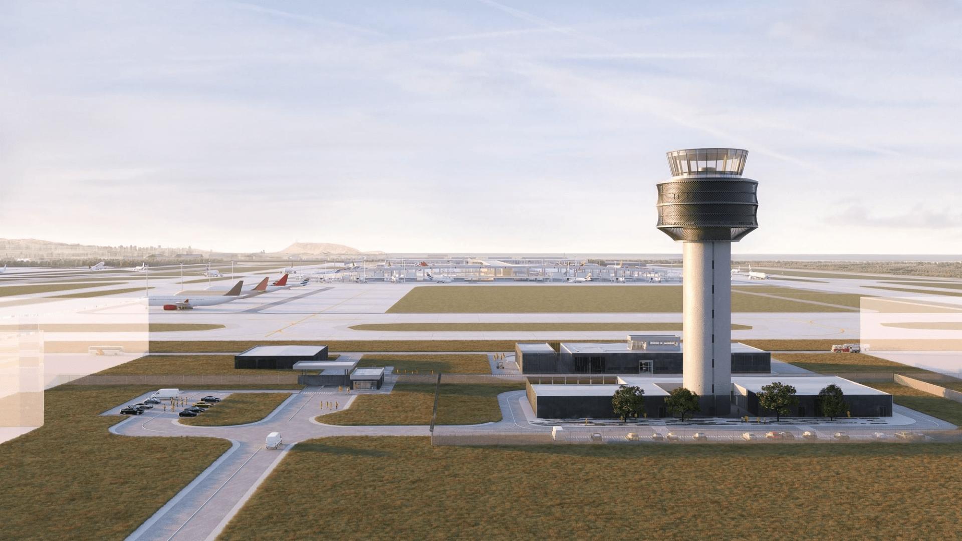 Torre de Control Aeropuerto de Lima