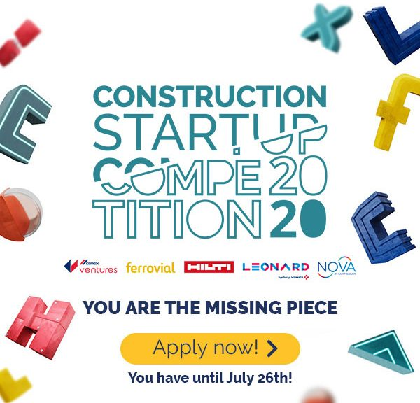 CONSTRUCTION STARTUP COMPETITION