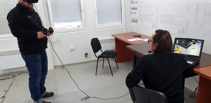 Budimex utiliza técnicas de realidad virtual