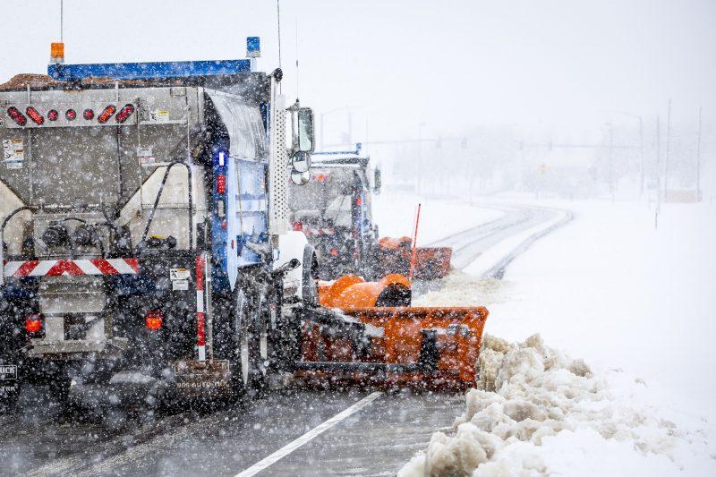 Mantenimiento carreteras USA