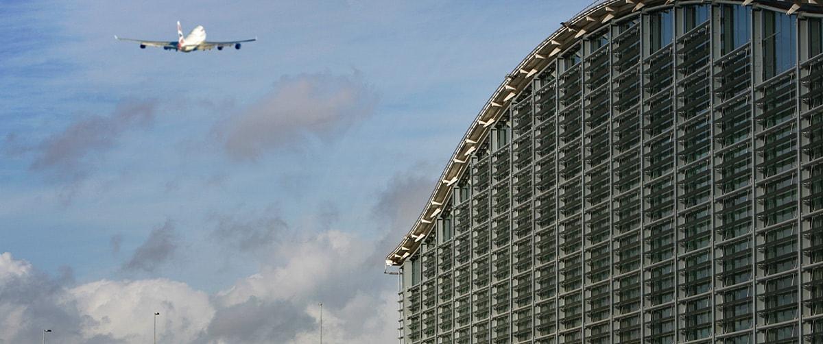 El aeropuerto de Heathrow