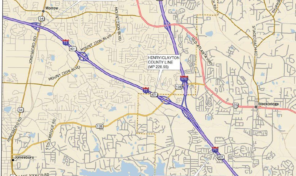 Mapa proyecto licitación atlanta webber