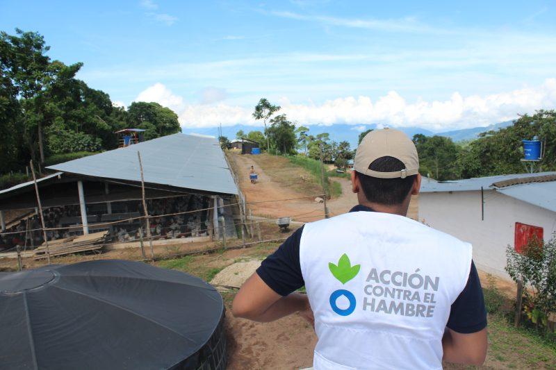 ACH Colombia donación 300.000 euros acción social humanitaria
