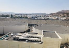 Cadagua finaliza los trabajos de la depuradora de Darsait en Omán