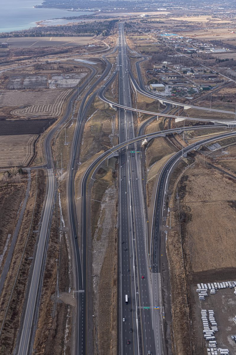 Highway 407 East Phase 2 Receives Final Completion Certificate