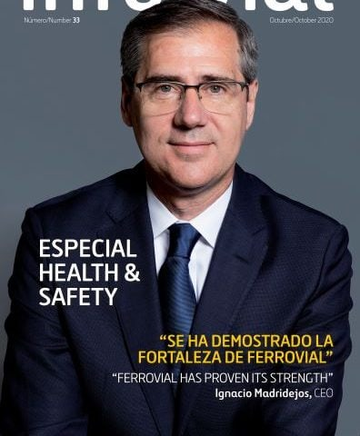 Revista deFerrovial Inforvial 33 Health & Safety