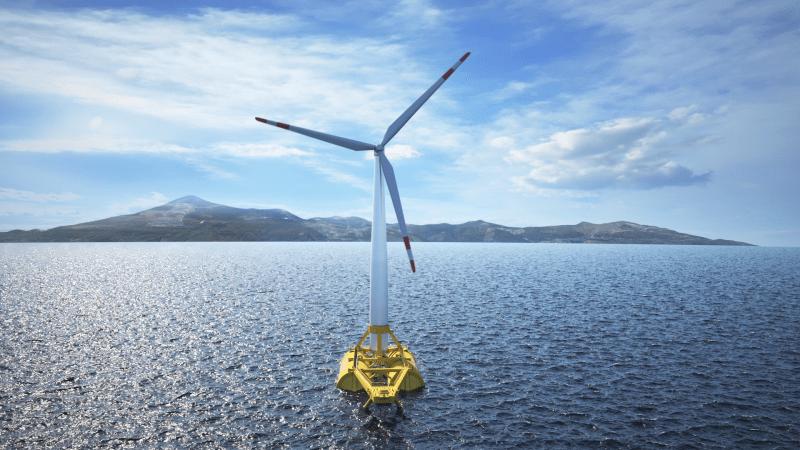 Proyecto eólica flotante SAITEC