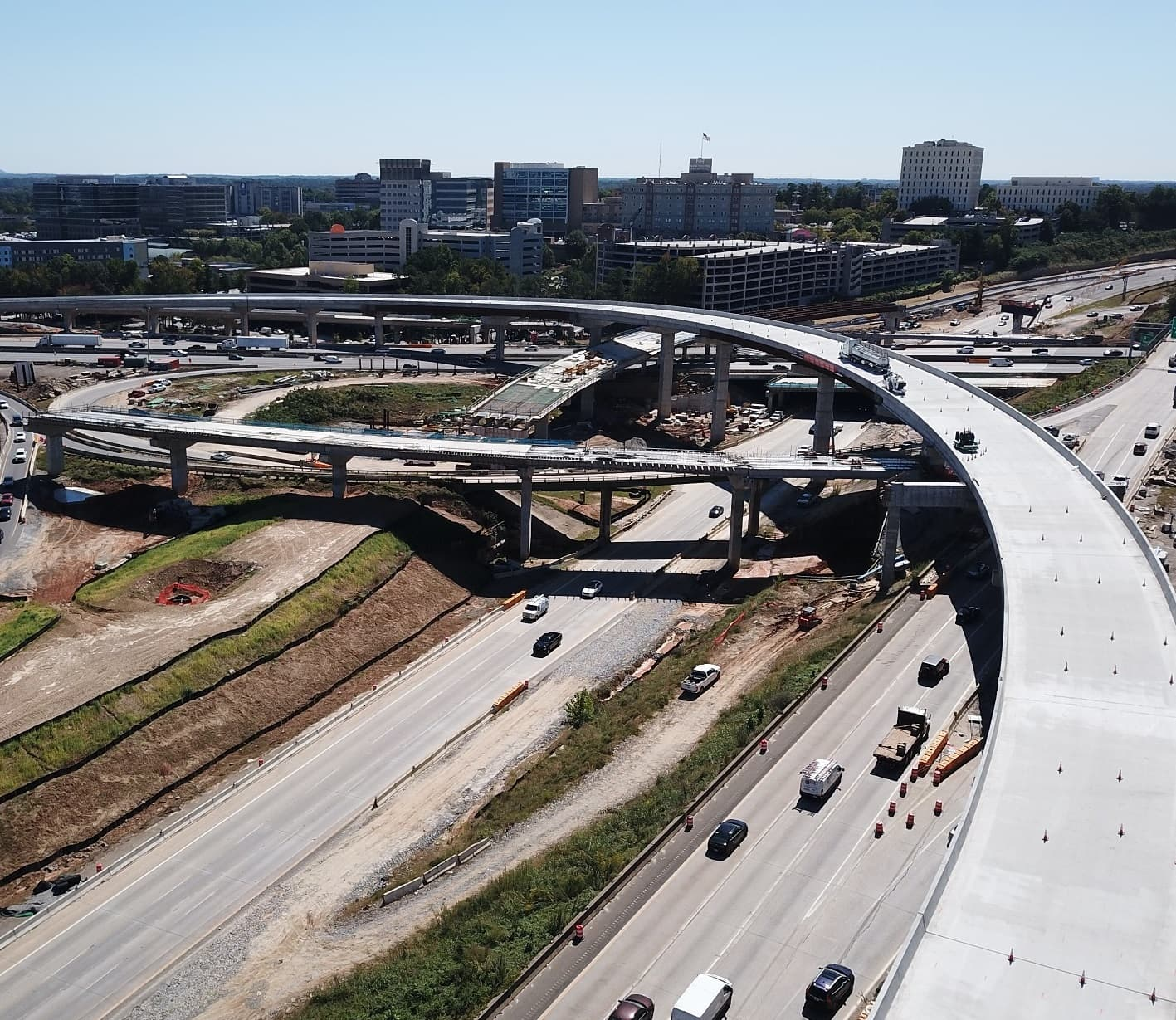 Bridge 21 Opens in Atlanta
