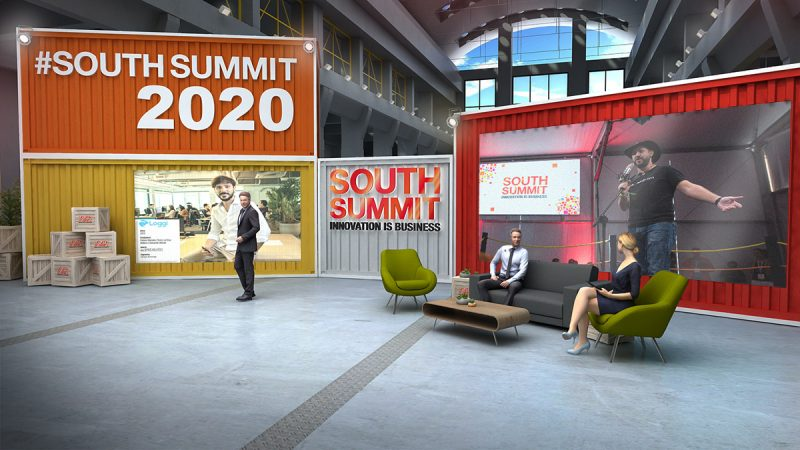 Ferrovial Is Participating in This Year's 2020 South Summit Event on Entrepreneurship and Innovation