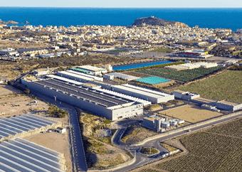 Desaladora Depuradora Medioambiente Agua Salada Unión Europea Ferrovial