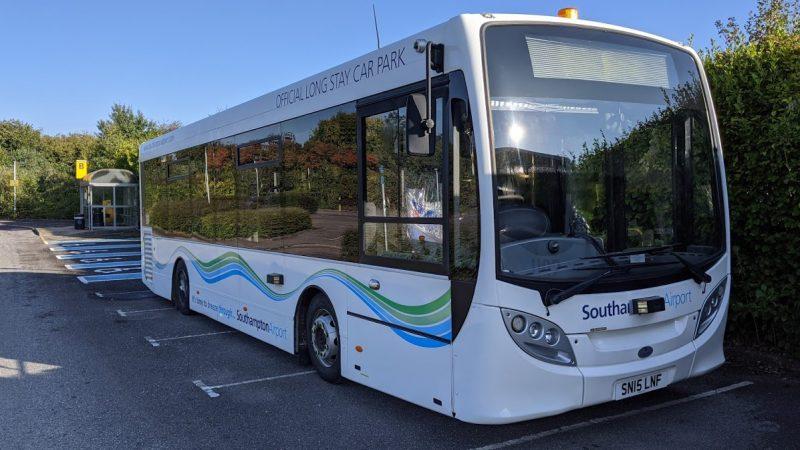 Autobús Southampton
