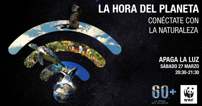 Earth Hour Ferrovial Climate Change International Environment 27 March